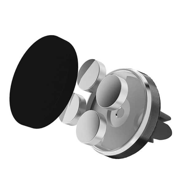 MOBILARI MAGNETYCZNY UCHWYT SAMOCHODOWY DO KRATKI WENTYLATOR M111008